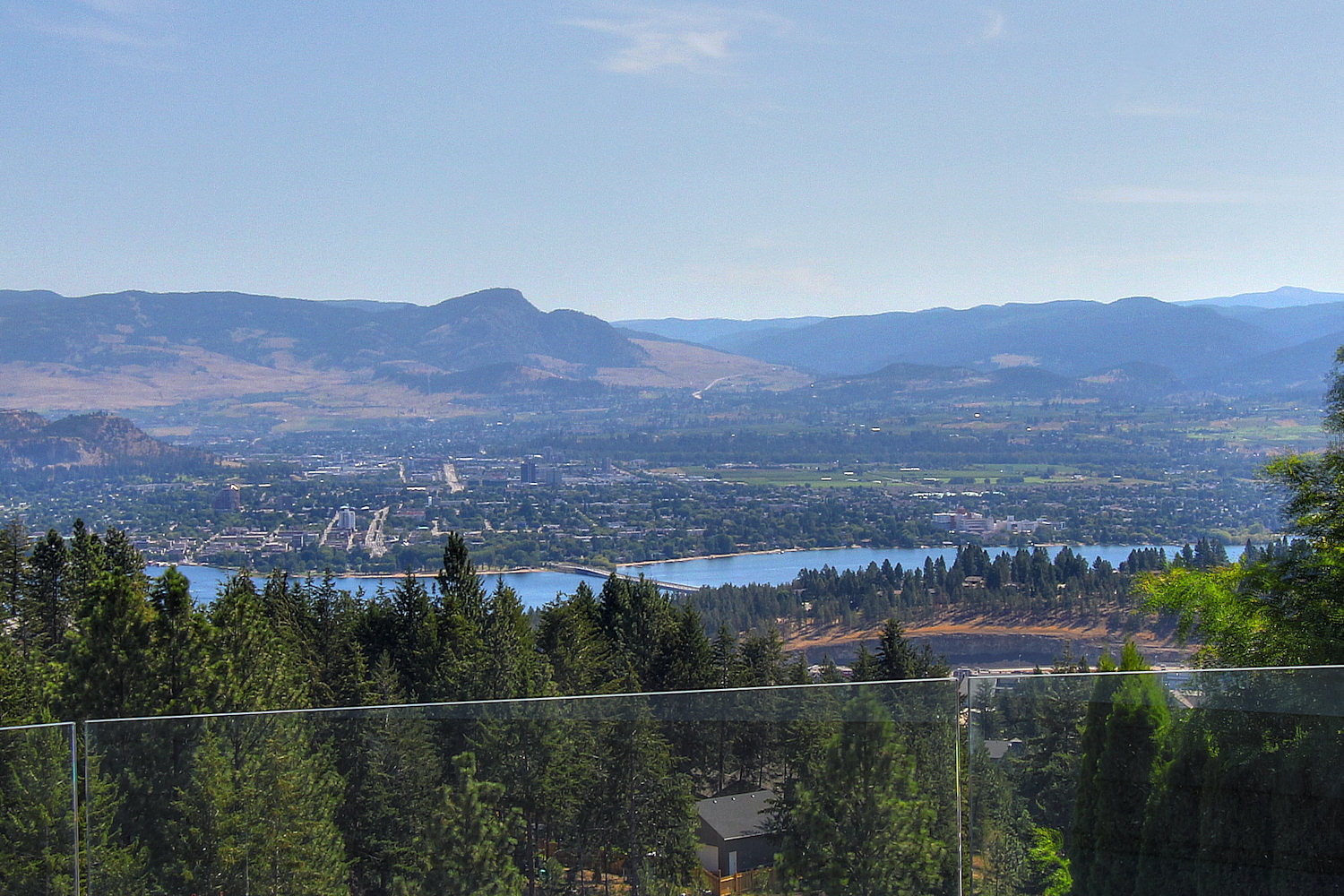 West Kelowna Estates - view