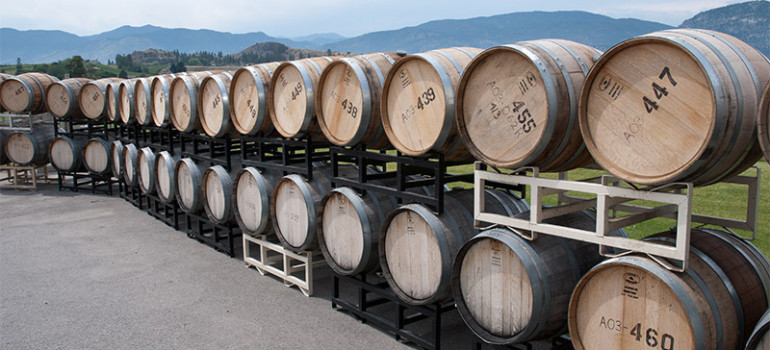 Kelowna Wine Tours August