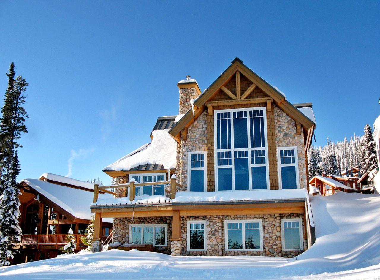 Big White Ski Chalet for sale