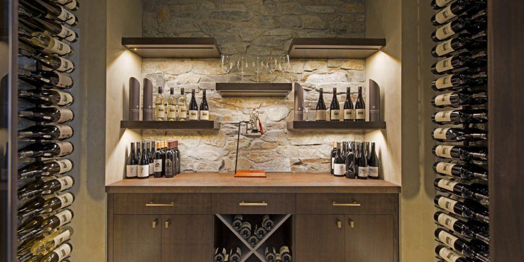 Paradise Estates Wine Room