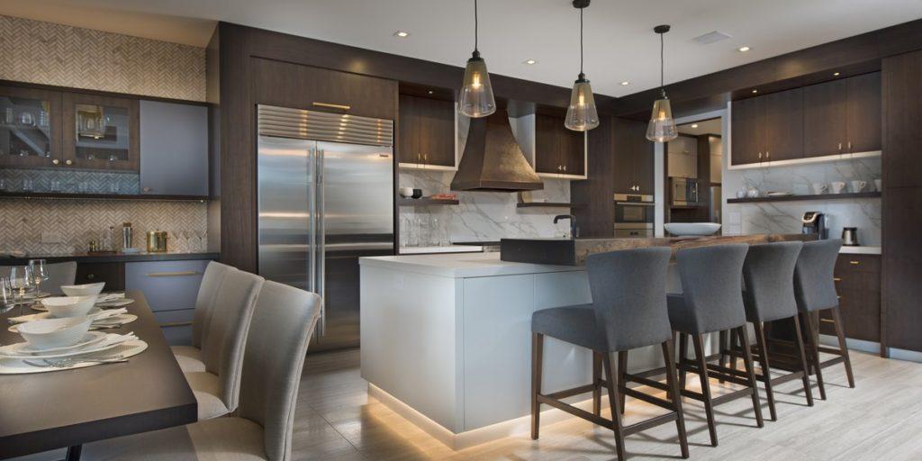 Paradise Estates Kitchen