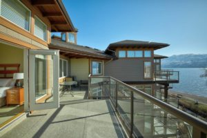 The Cove penthouse west kelowna
