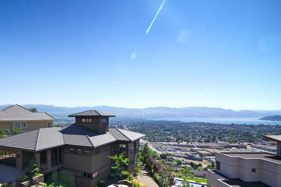 View of Lake Okanagan from Highpointe Kelowna