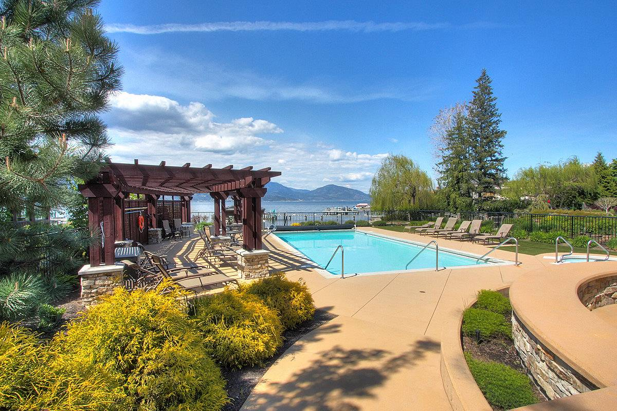 South Bay Landing Pool Kelowna