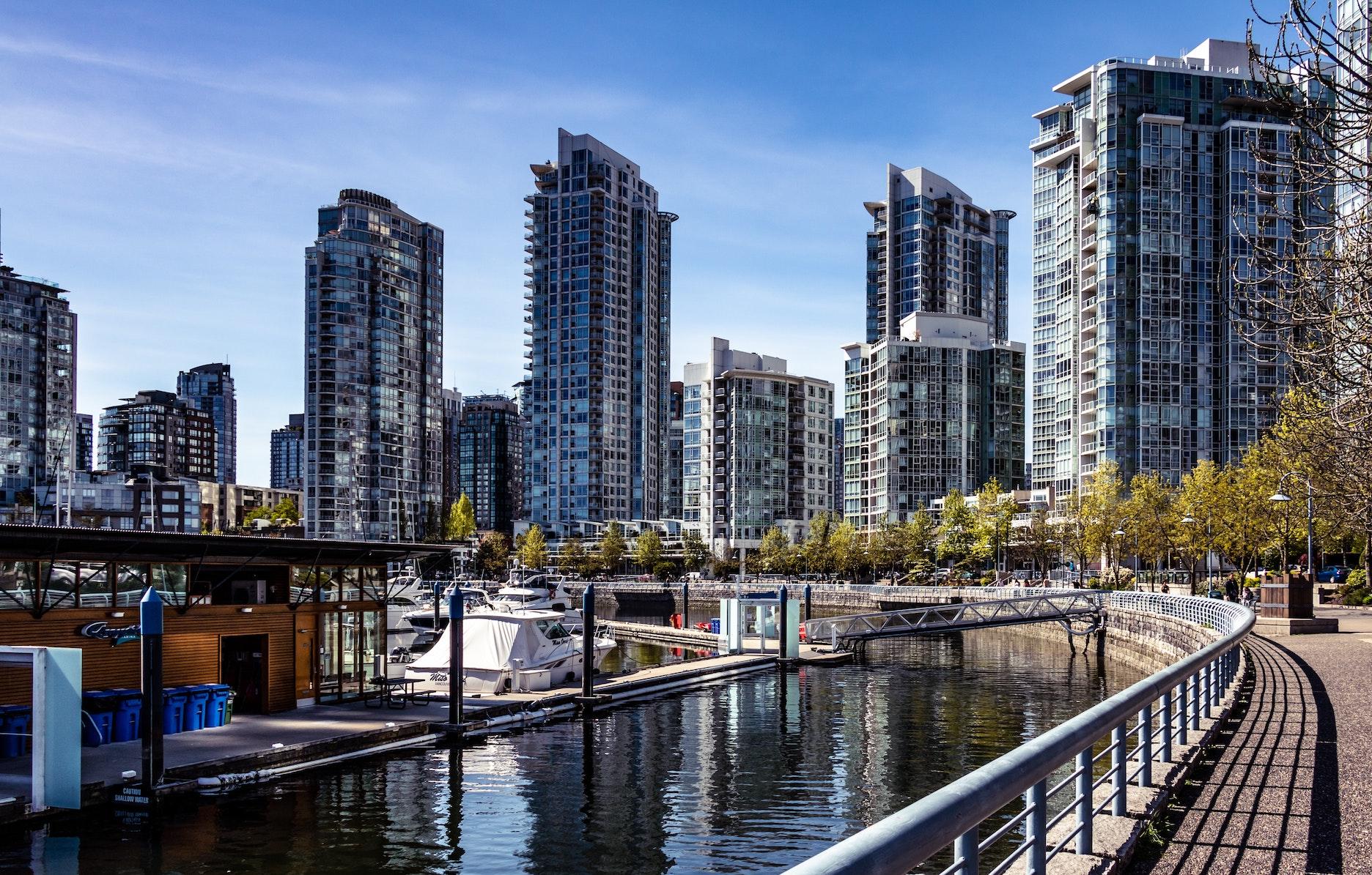 Vancouver, Coal Harbour